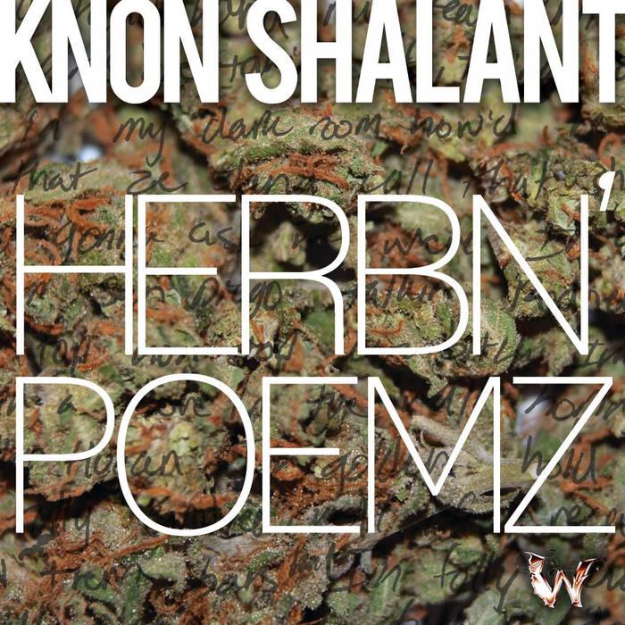 HERBN'POEMZ cover art