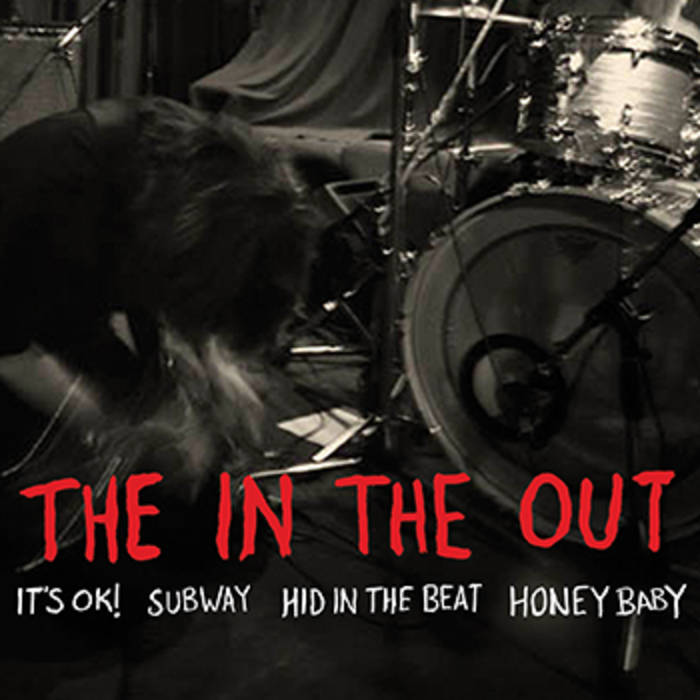 THE IN THE OUT (EP) cover art