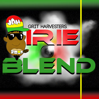 IRIE BLEND cover art