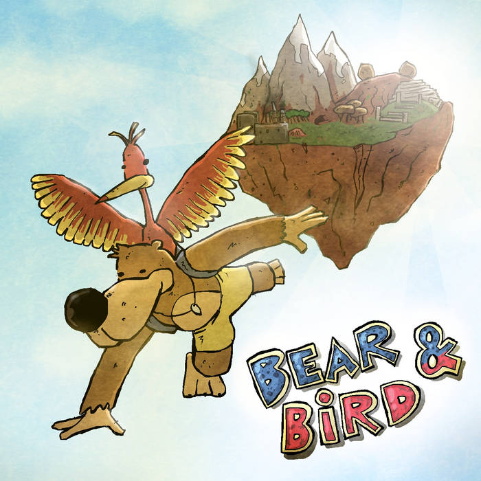 Bear and Bird cover art