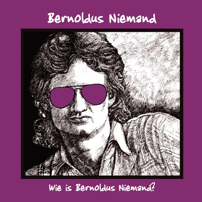 Wie Is Bernoldus Niemand cover art