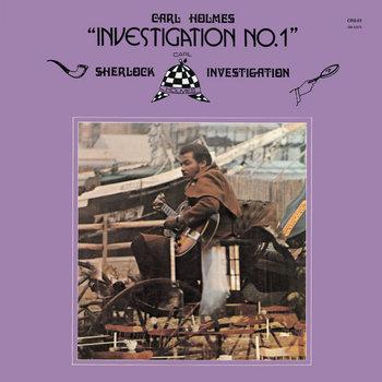 Sherlock Holmes Investigation - Investigation No.1 cover art