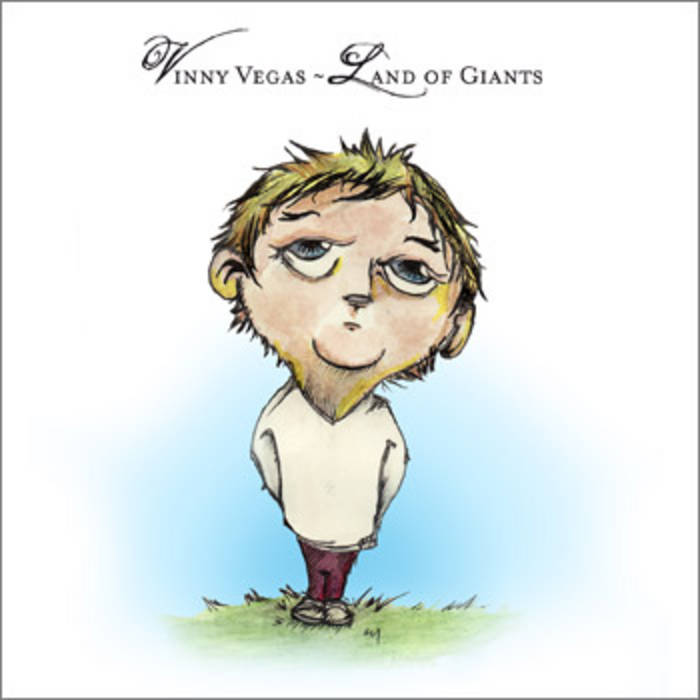 Land Of Giants cover art
