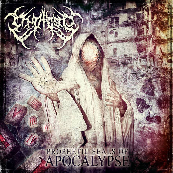 Prophetic Seals Of Apocalypse cover art