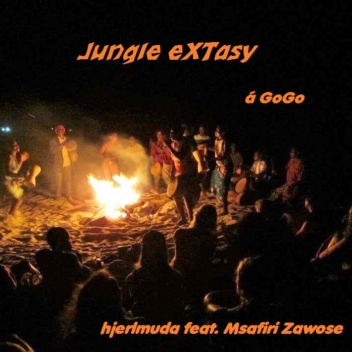 Jungle eXTasy à GoGo cover art