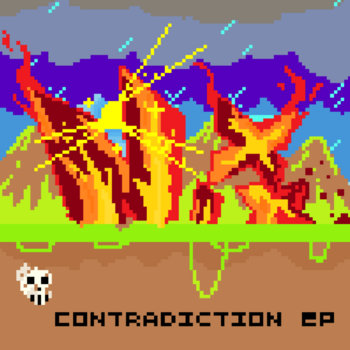 Contradiction EP cover art