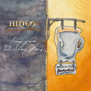 Hideo: Songs from The Shiny Mug cover art