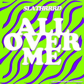 All Over Me cover art