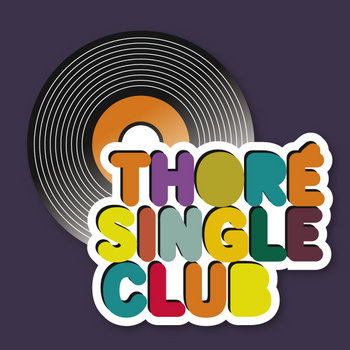 thoré single club cover art