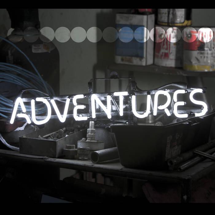 Adventures cover art