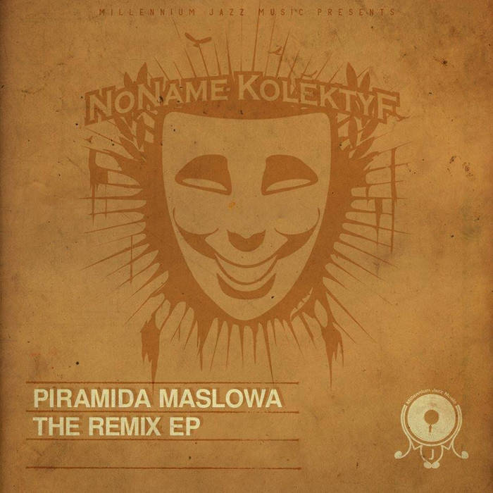 Piramida Maslowa Remix EP cover art