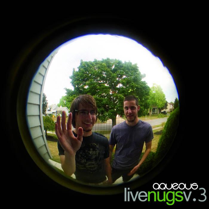Live Nugs v.3 cover art