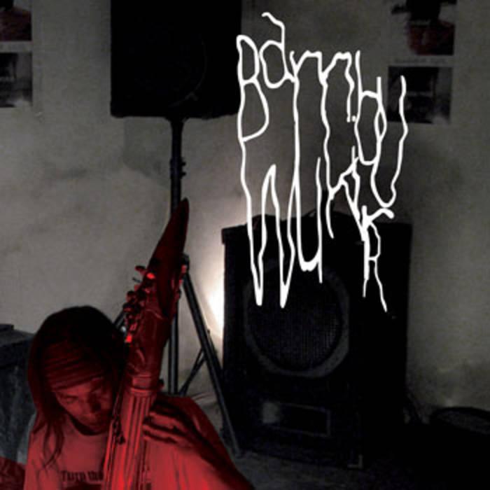 BAMBU WUKIR Atas Nama Bunyi EP cover art