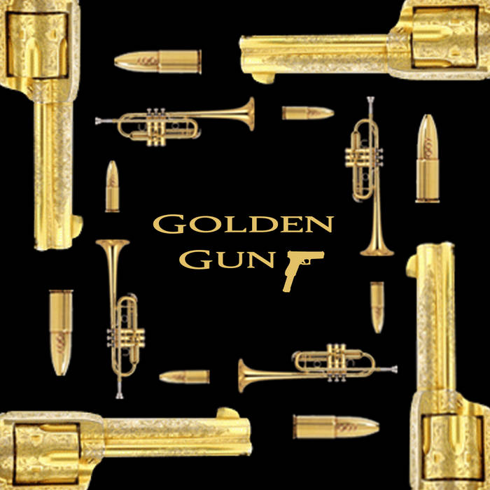 The Golden Gun EP cover art