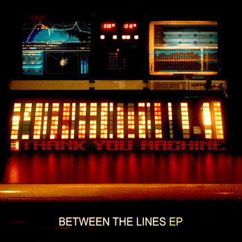Between The Lines E.P. cover art