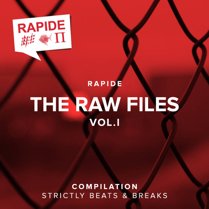 The Raw Files Vol. 1 cover art