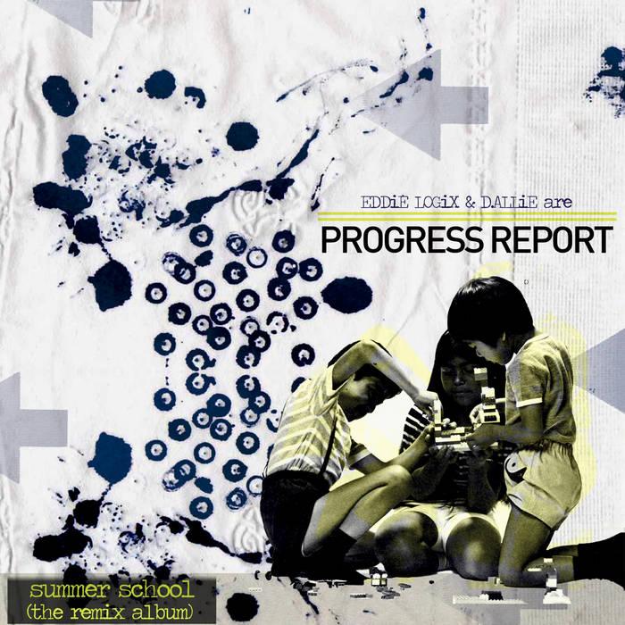 Summer School (The Remix Album) cover art