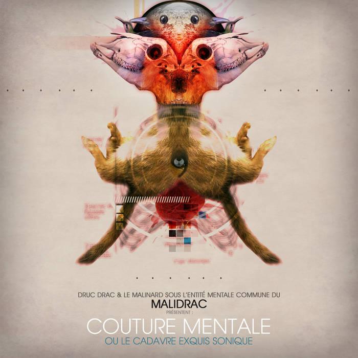 couture mentale, ou le cadavre exquis sonique cover art