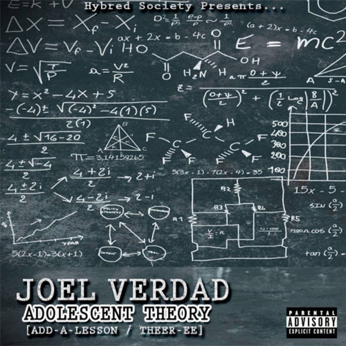Adolescent (Add-A-Lesson) Theory cover art