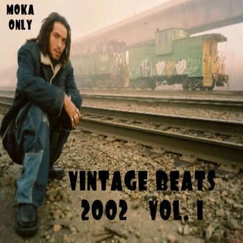 vintage beats 2002 vol. 1 cover art