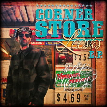 Corner Store Loosies EP cover art