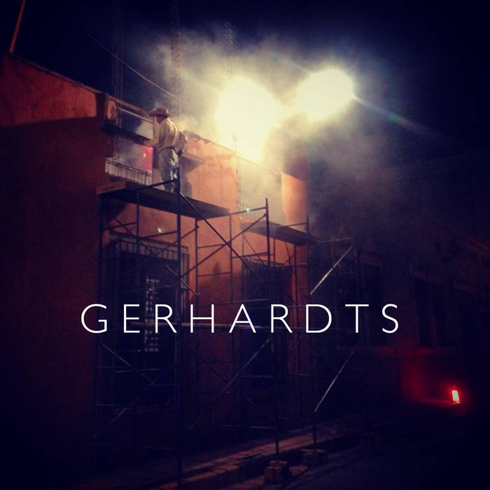GERHARDTS EP cover art