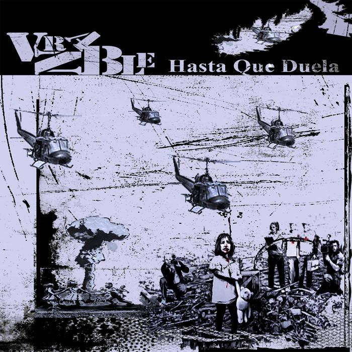 Hasta Que Duela cover art