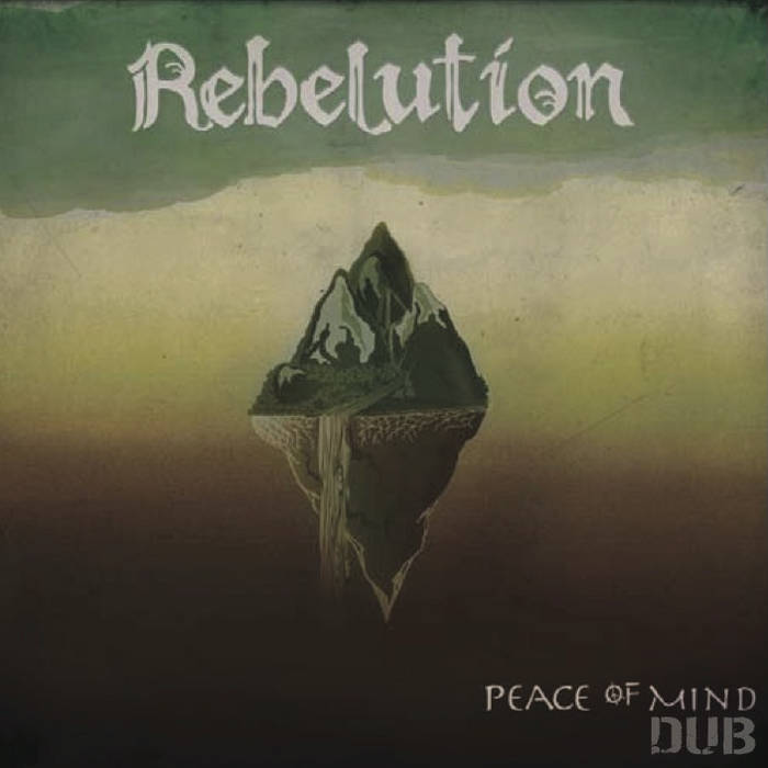 Peace of Mind - Dub cover art