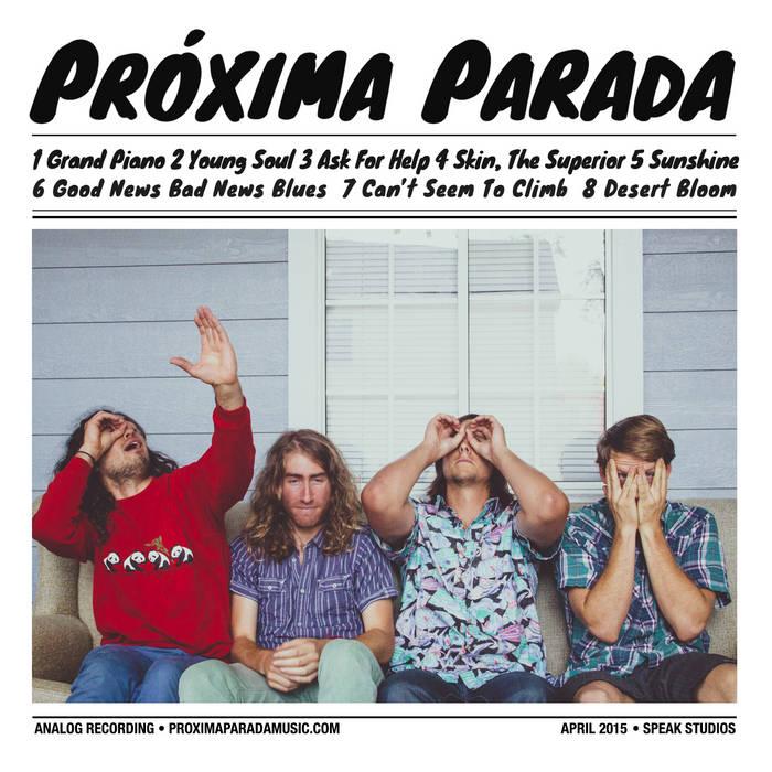 Próxima Parada cover art