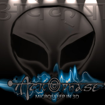Microsleep in 3D cover art