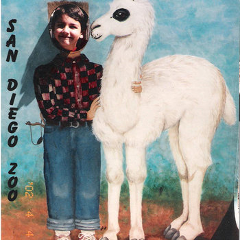 San Diego Zoo EP cover art