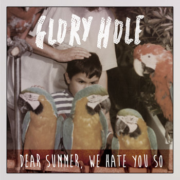 Dear Summer, We Hate You So cover art