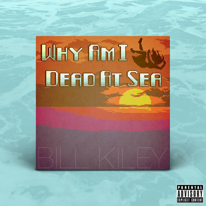 Why Am I Dead At Sea OST cover art