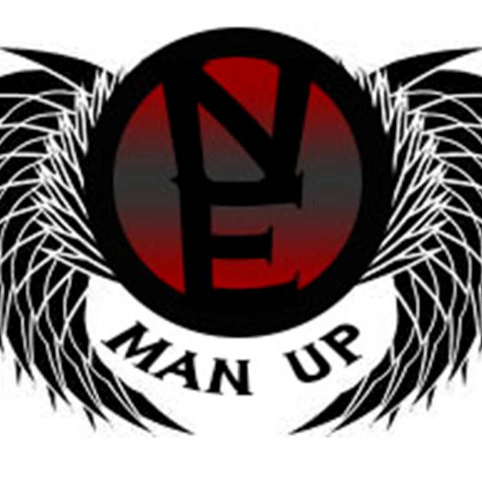One Man Up debut EP cover art