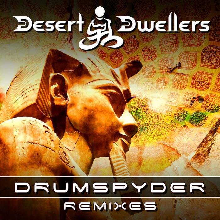 Drumspyder Remixes cover art