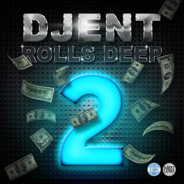 Djent Rolls Deep 2 cover art