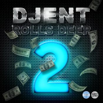 Djent Rolls Deep 2 cover art