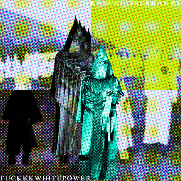 FucKKKWhitePower cover art
