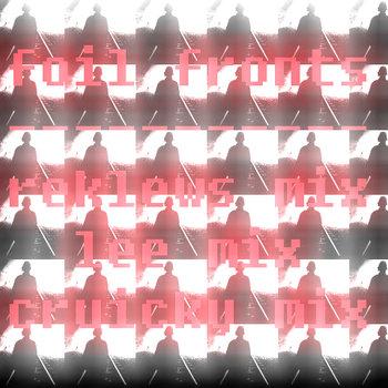 Lee Scott - Foil Fronts (Single) cover art