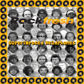 Superimposed Headphones cover art