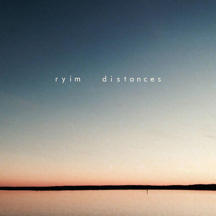 Distances cover art