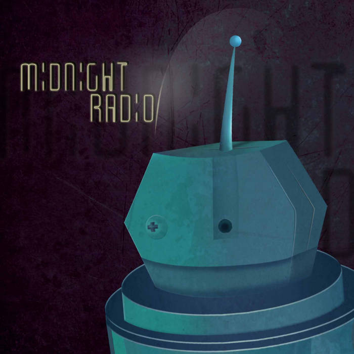 Midnight Radio EP cover art