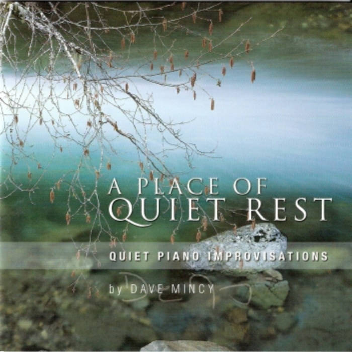 A Place of Quiet Rest cover art