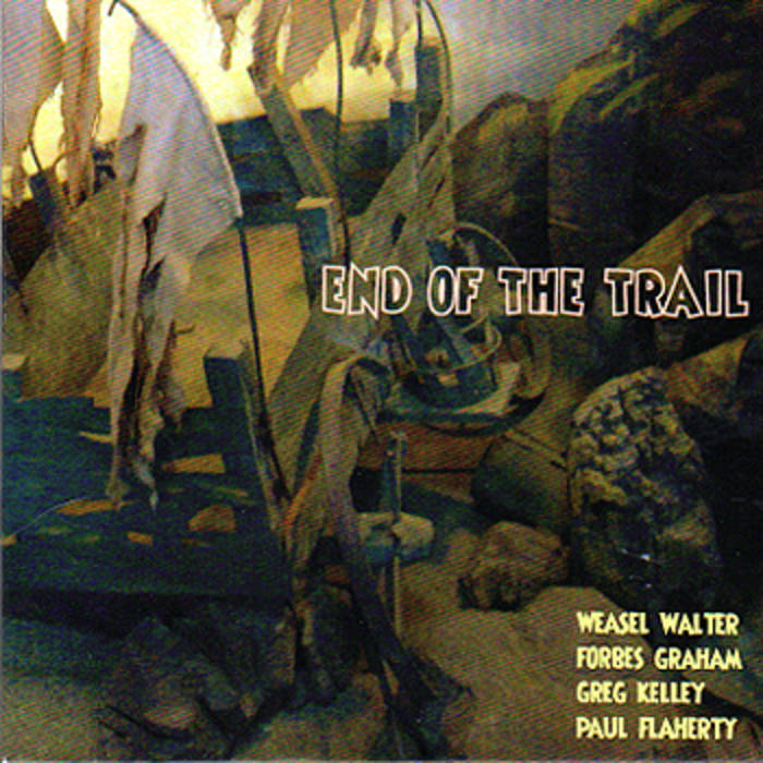 End of the Trail cover art