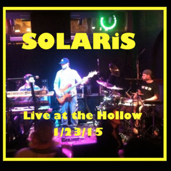 SOLARiS-Live at the Hollow - Albany (1/23/15) cover art