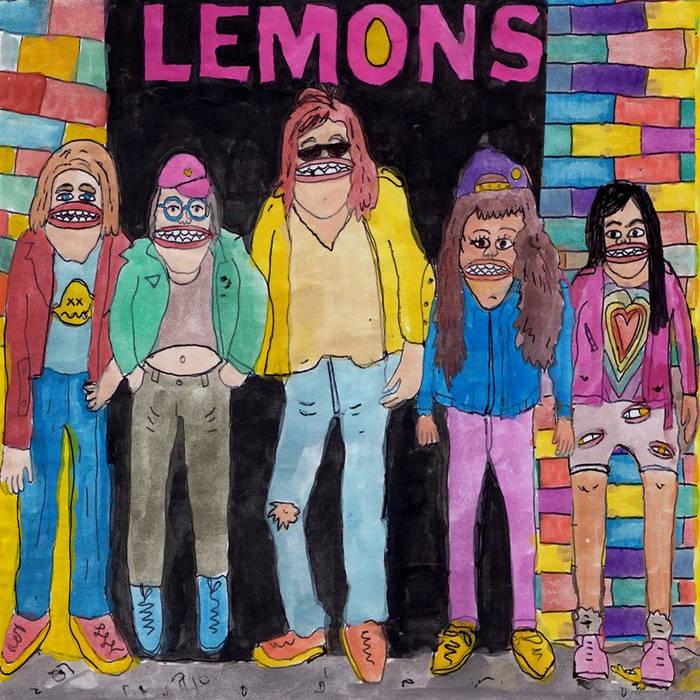 Hello, We're The Lemons cover art