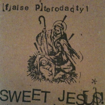 sweet jesus! cover art