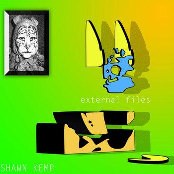 EXTERNAL FILES cover art