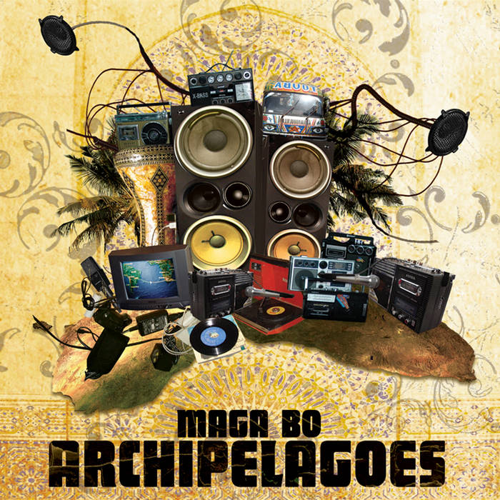 Archipelagoes cover art