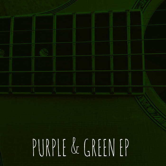 Purple & Green EP cover art